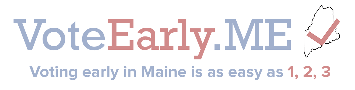 Voter Early Maine